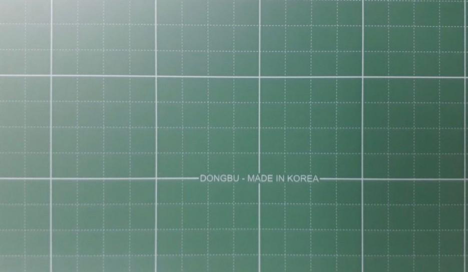 Bảng viết phấn từ Hàn Quốc ô ly tập 4 ô ( Mẫu mới 2020)